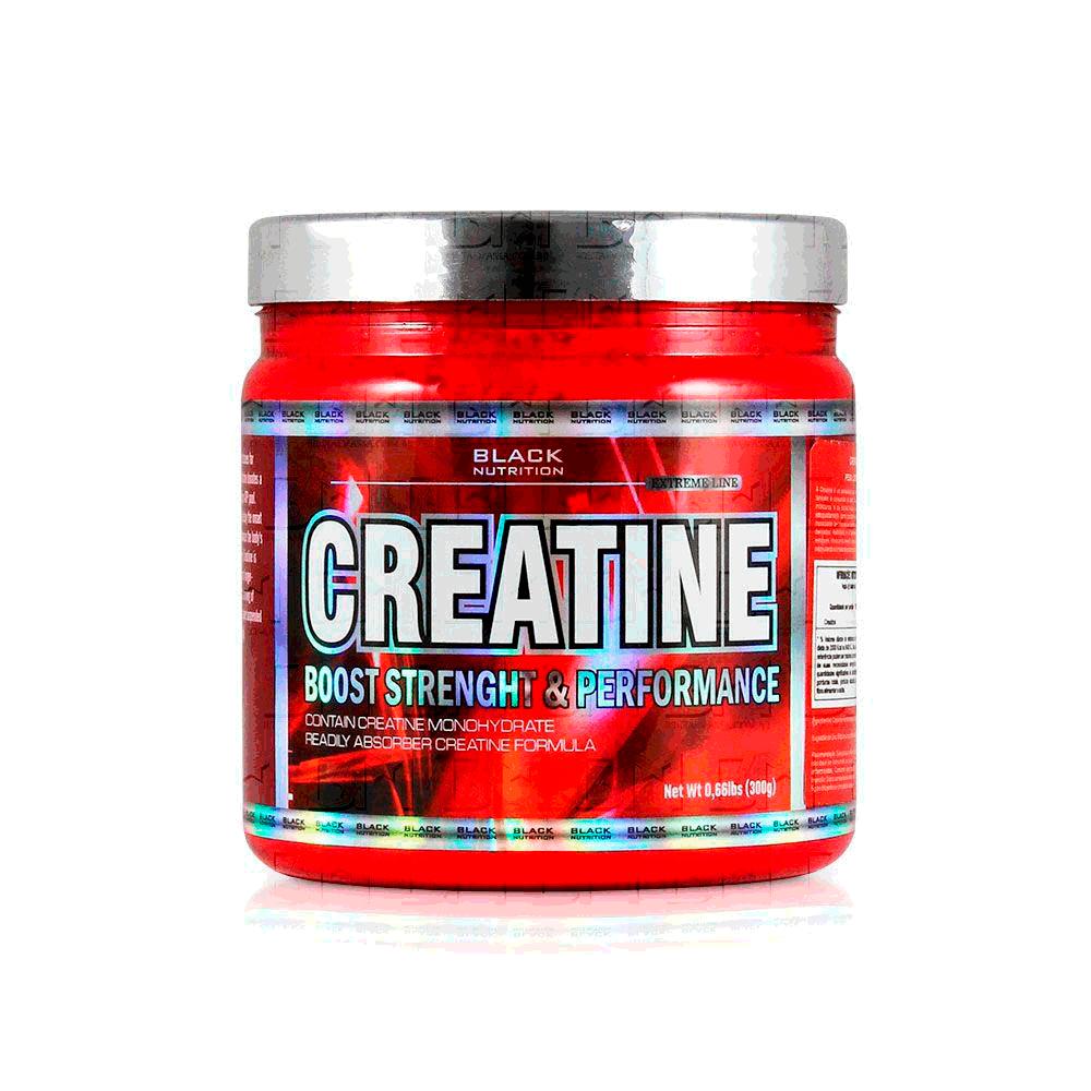 Creatina 300g - Black Nutrition