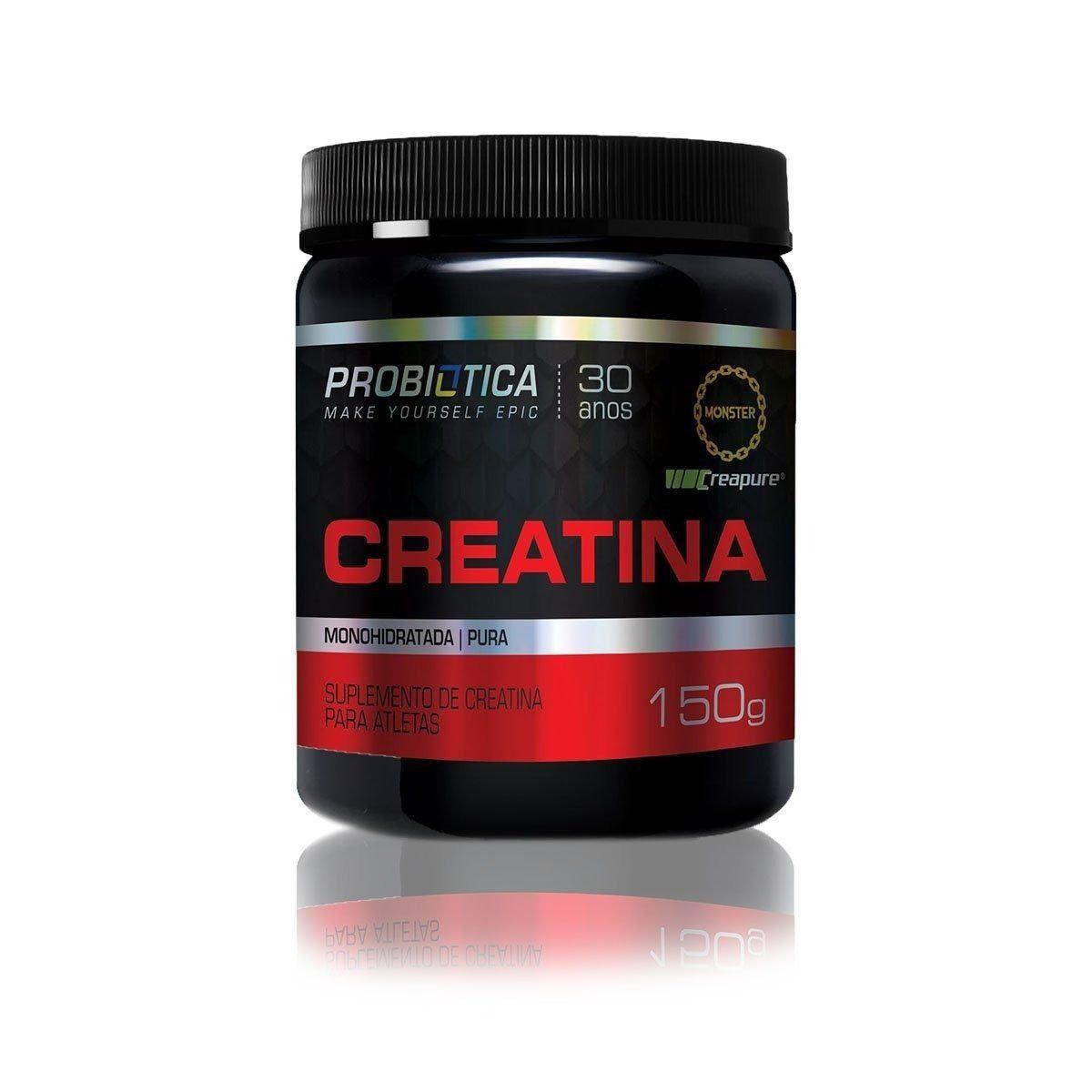 Creatina Creapure Probiotica 150G