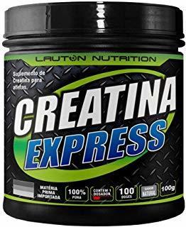 Creatina Express 300G - Lauton Nutrition
