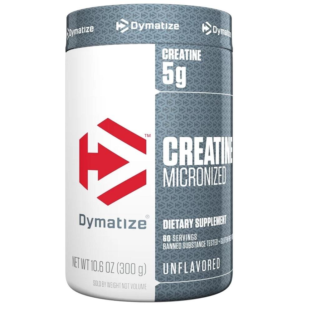 Creatina Micronizada 300 g Dymatize