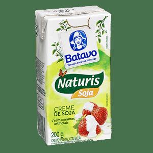 Creme de leite de Soja – Batavo – 200g