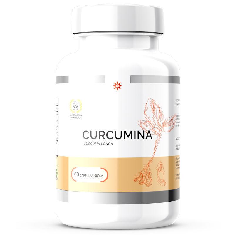Curcumina Prime 500mg 60 Cápsulas
