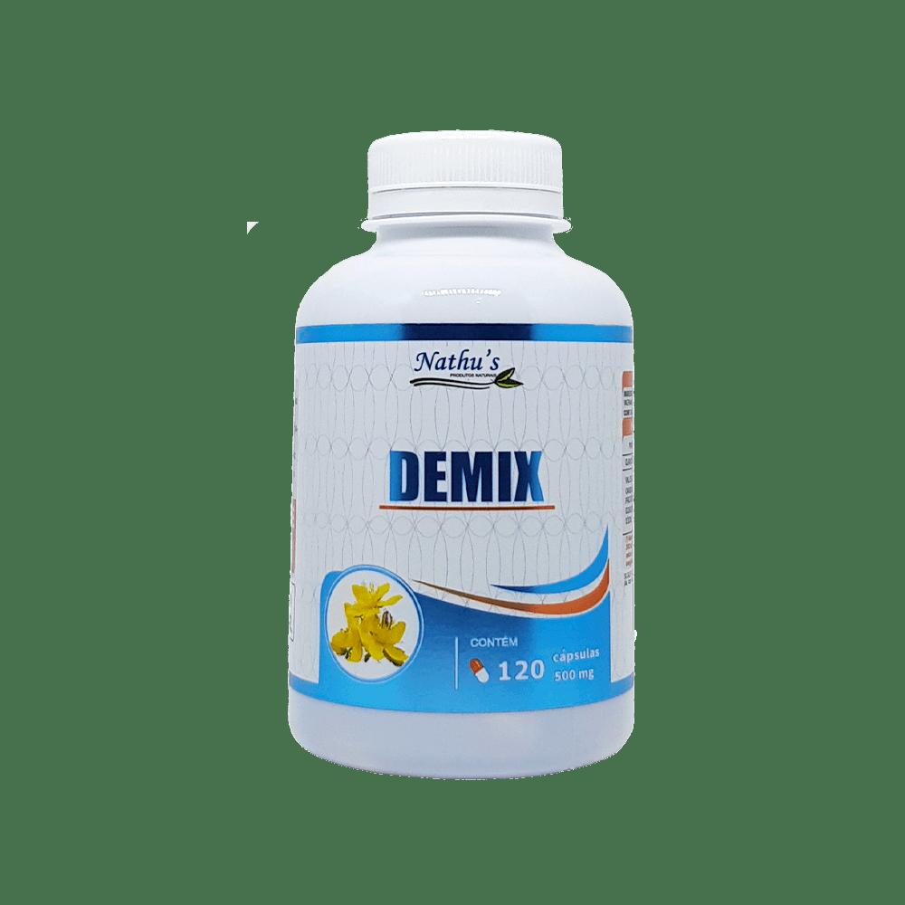 Demix 500mg - 120 Cápsulas