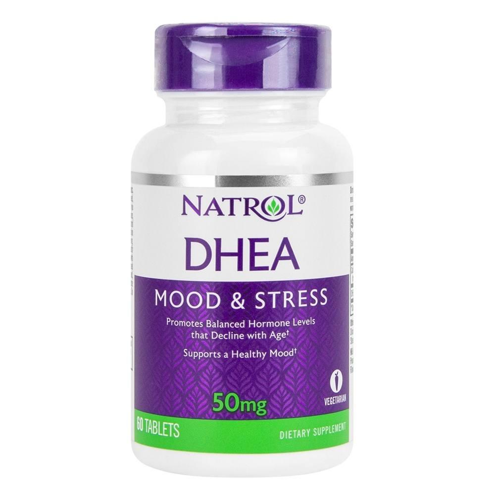 Dhea 50 mg 60 Tabletes Natrol