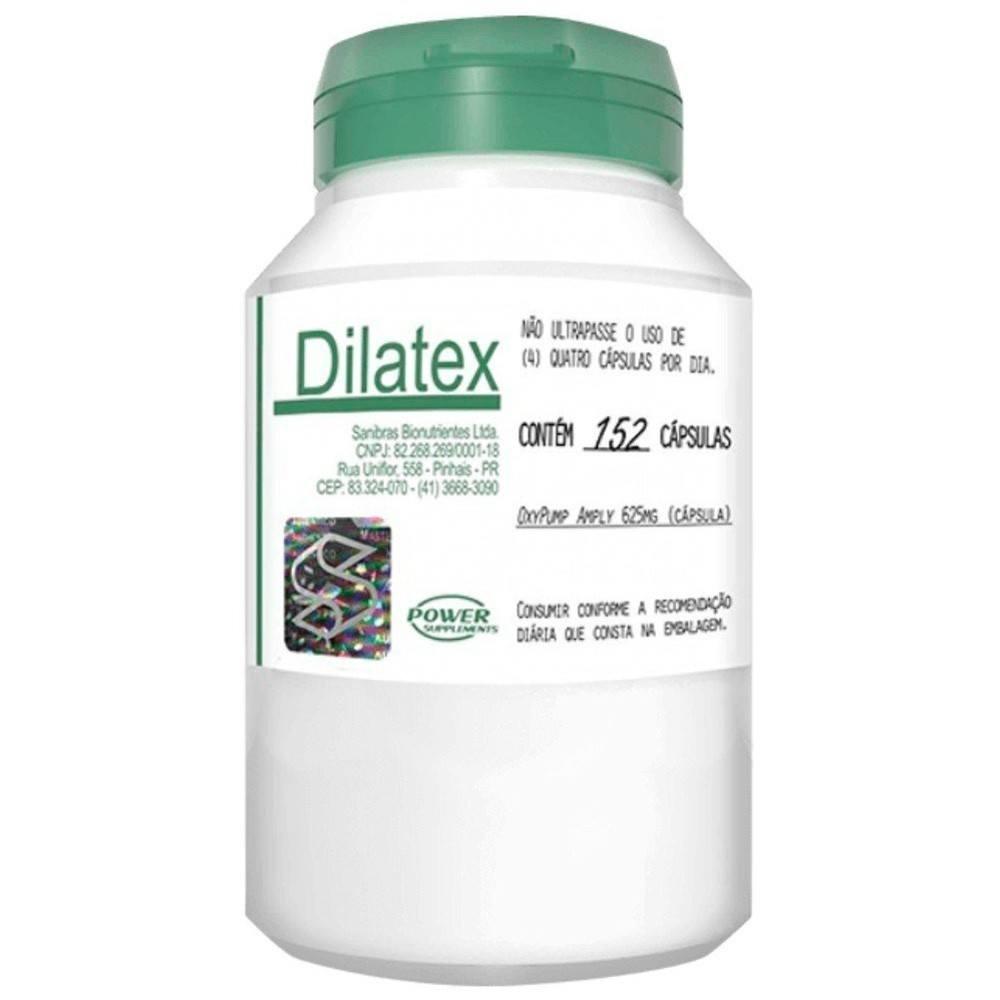 Dilatex Extra Pump (152 Cápsulas) - Power Supplements