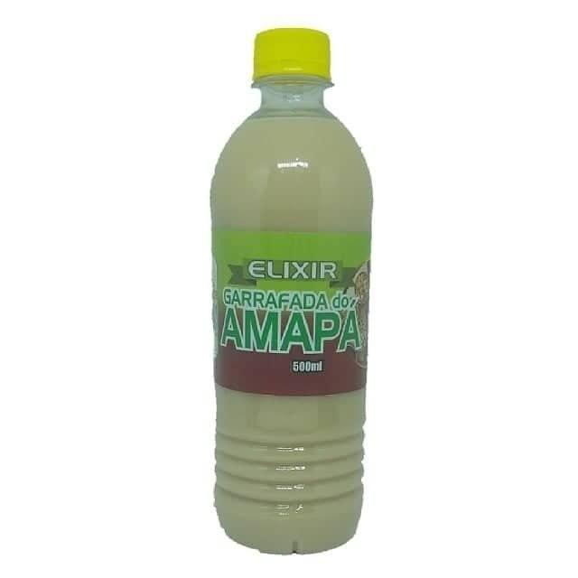 Elixir leite do amapá - 500ml