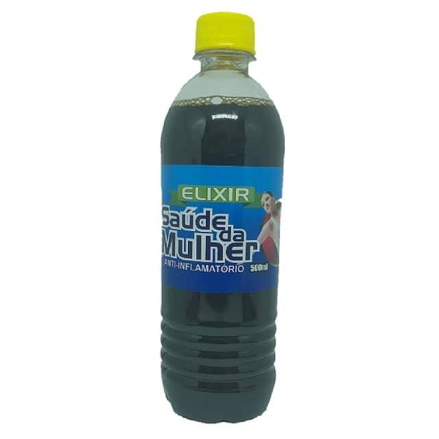 Elixir saúde da mulher - 500ml