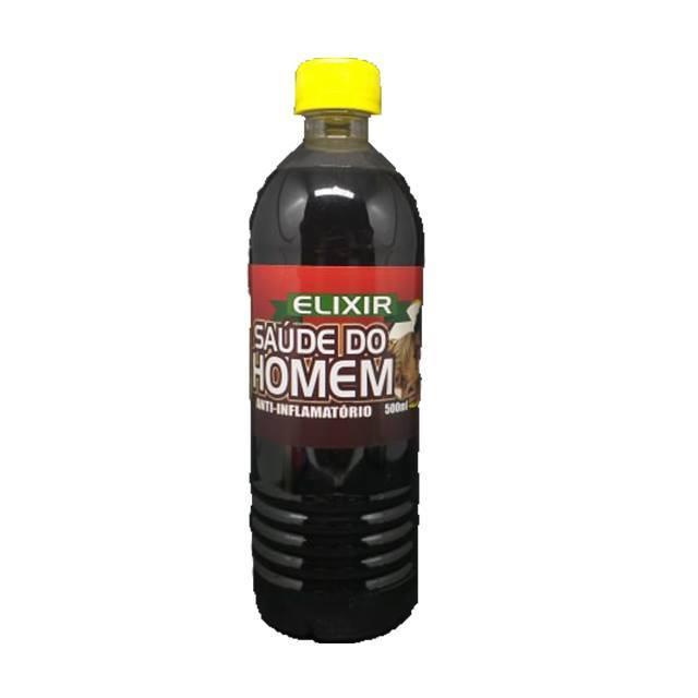 Elixir saúde do homem - 500ml