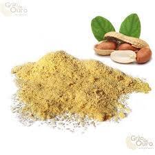 Farinha de Amendoim - Granel - Embalagem 250gr