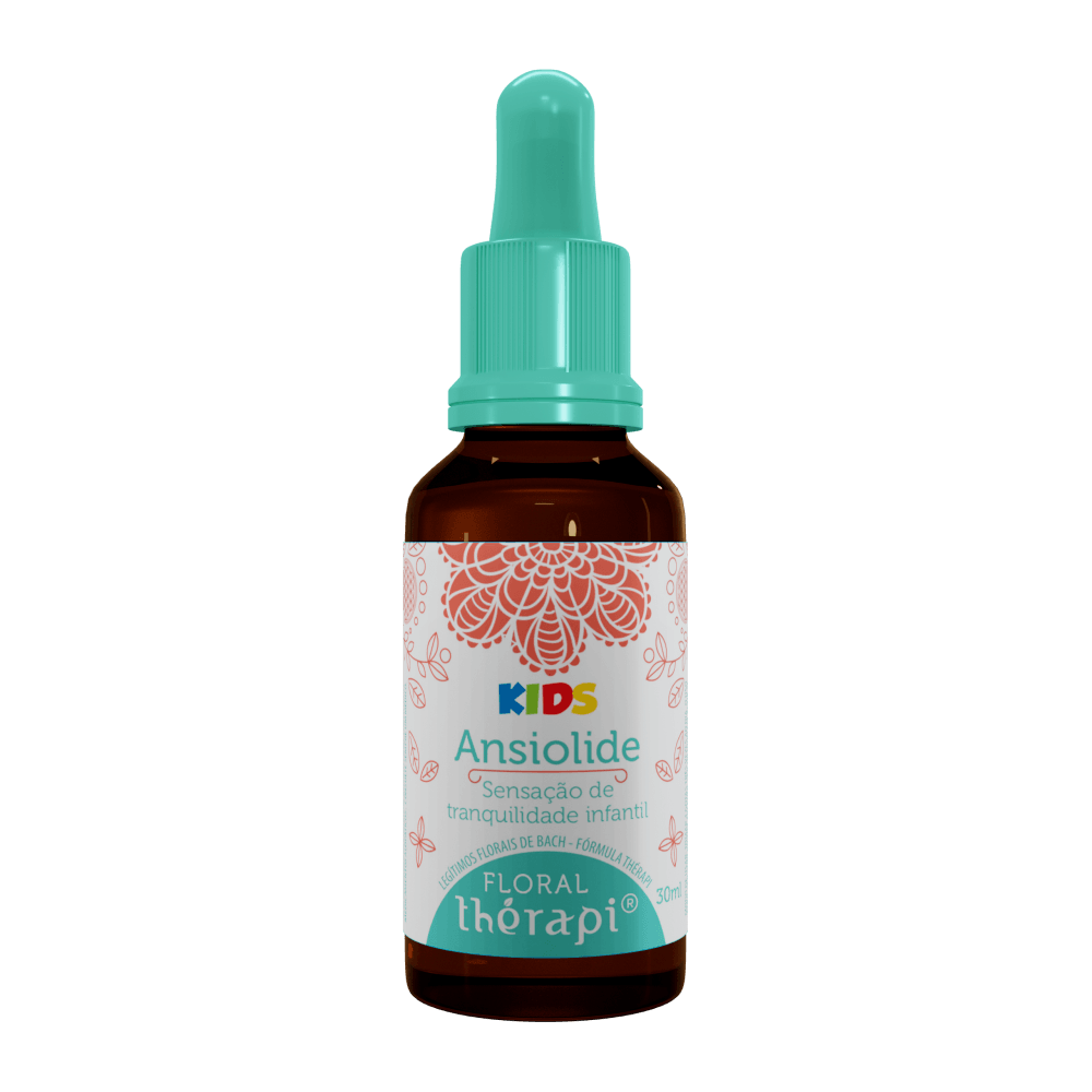 Floral Therapi Kids Ansiolide - Ansiedade 30ml