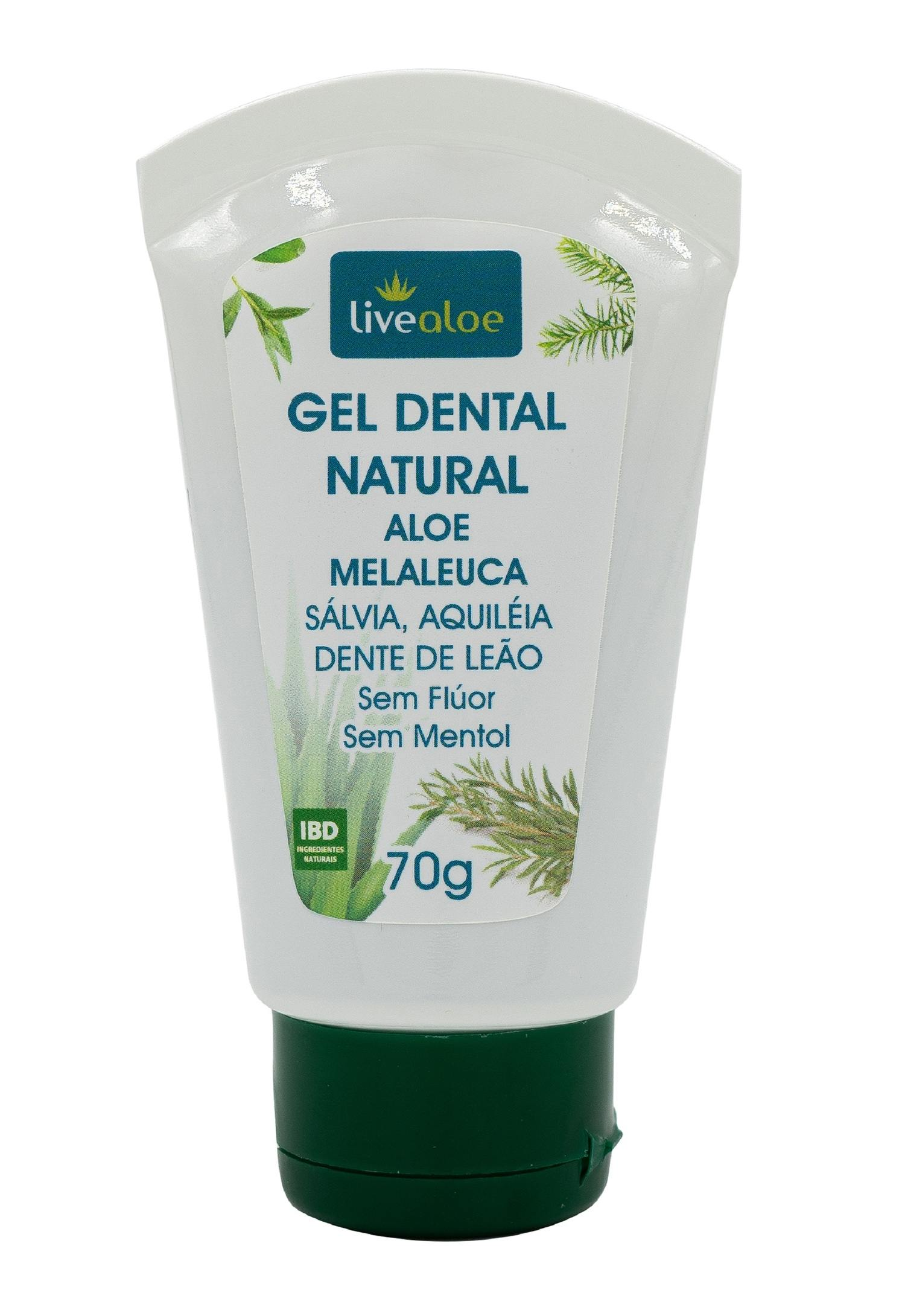 Gel Dental Aloe Melaleuca