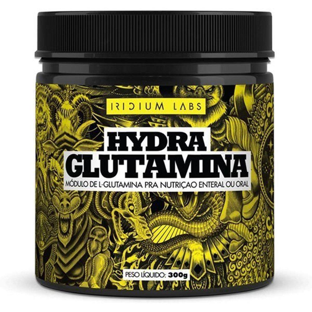 Glutamina Hydra 300G Iridium Labs
