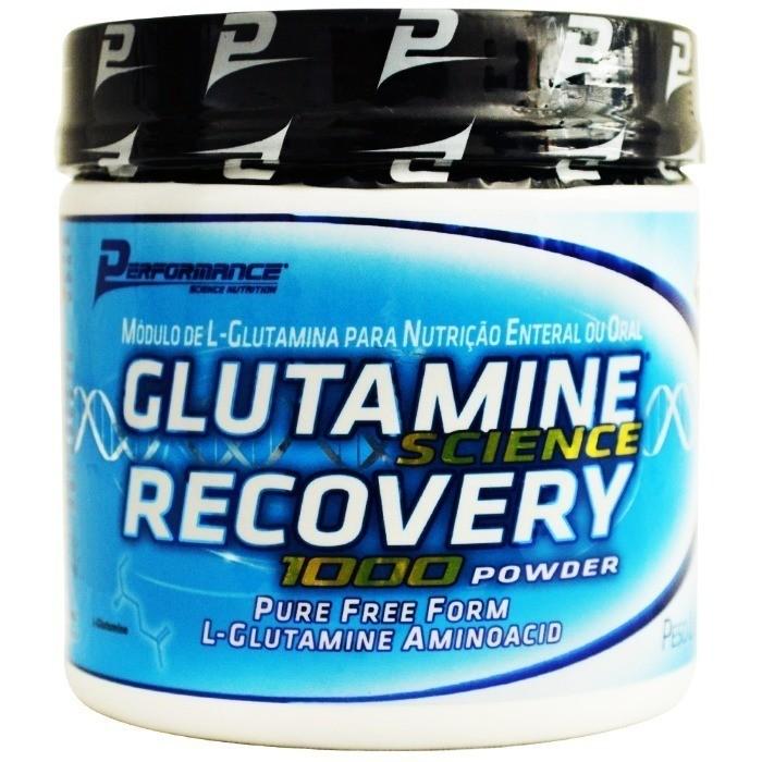 Glutamina Powder 300G Performance