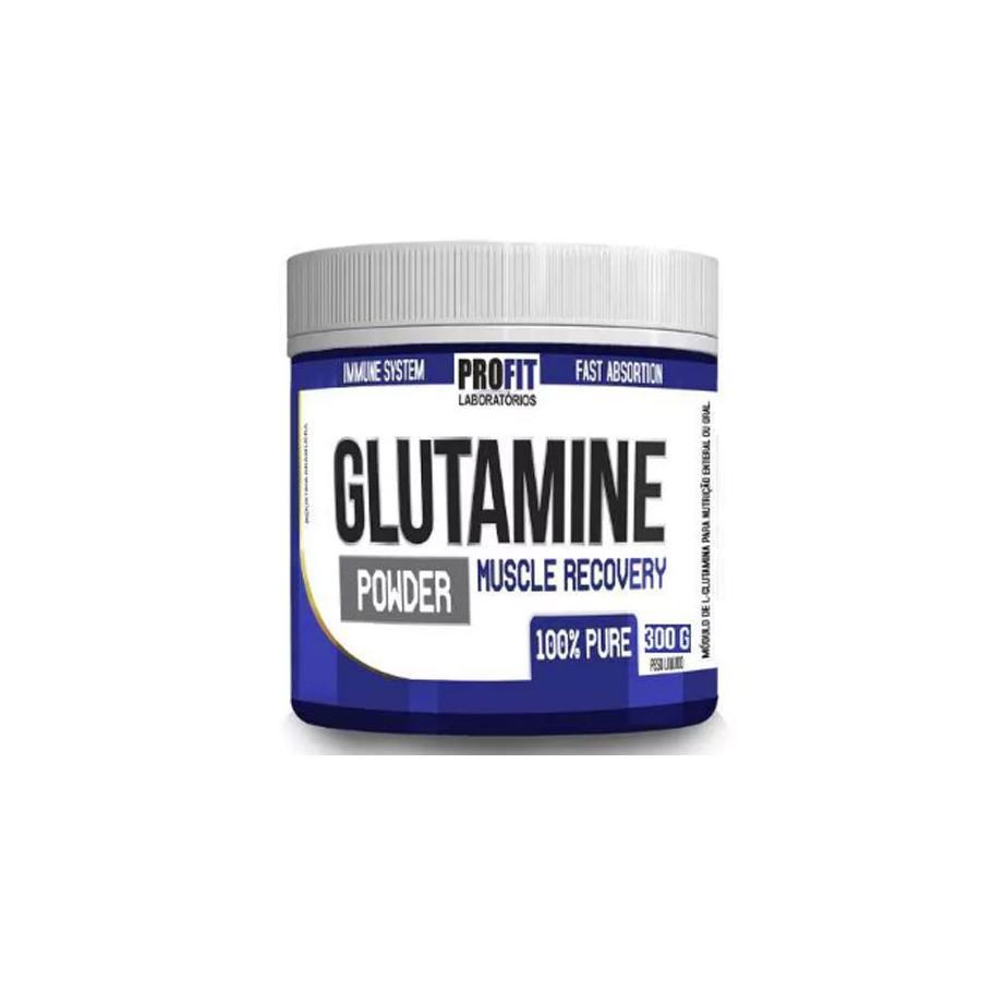 Glutamina Powder 300G Profit