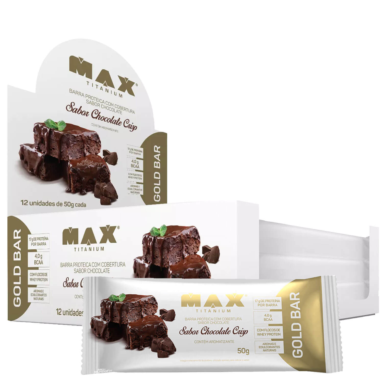 Gold Bar Max Titanium Crispies