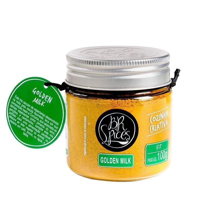 Golden Milk 100g - BR Spices
