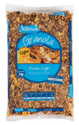 Granola c/ Frutas Light – Naturale – 1kg