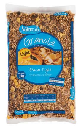 Granola c/ Frutas Light – Naturale – 1kg