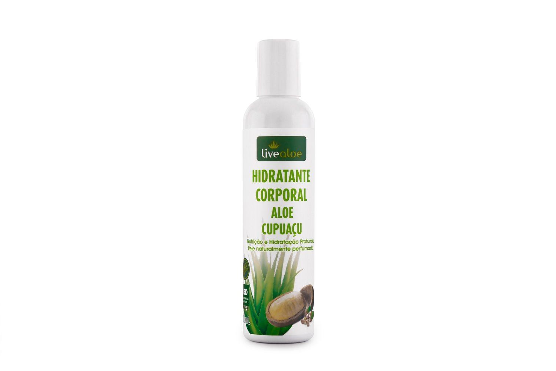 Hidratante Corporal Aloe Cupuaçu