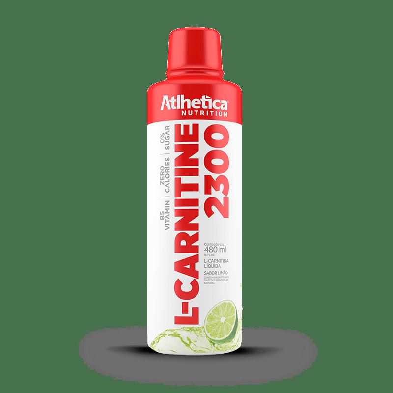 L-Carnitine 2300 480Ml Limao Athletica Nutrition