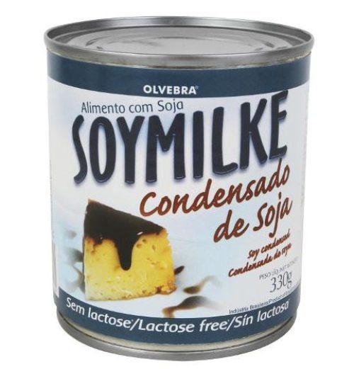Leite Condensado de Soja – Soymilke – 330g