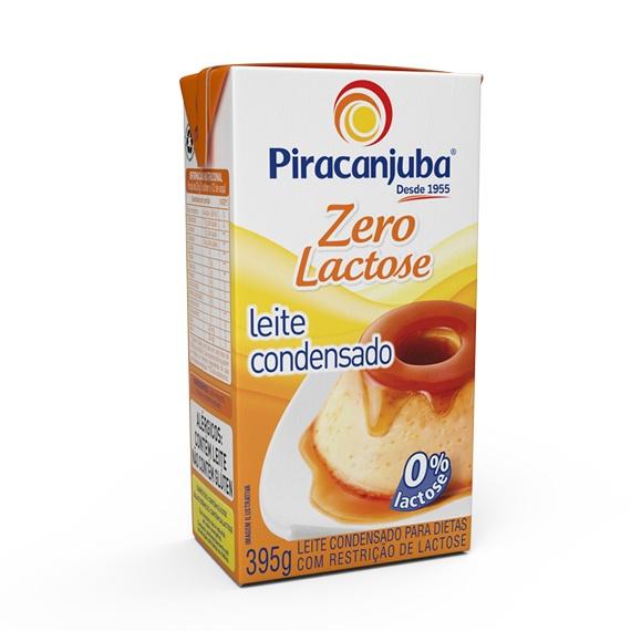 Leite Condensado sem Lactose – Piracanjuba – 395g