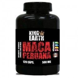 Maca Peruana – King Eath – 120 capsulas