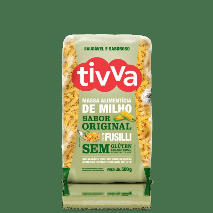 Macarrão De Milho Fusilli Original 500g - Tivva