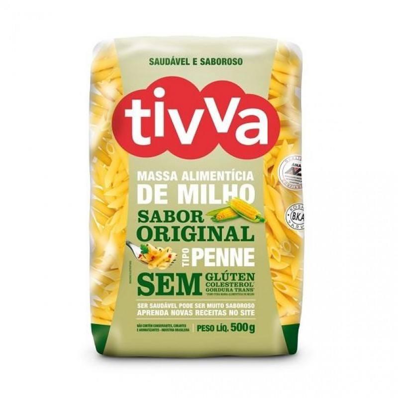 Macarrão De Milho Penne Original 500g - Tivva