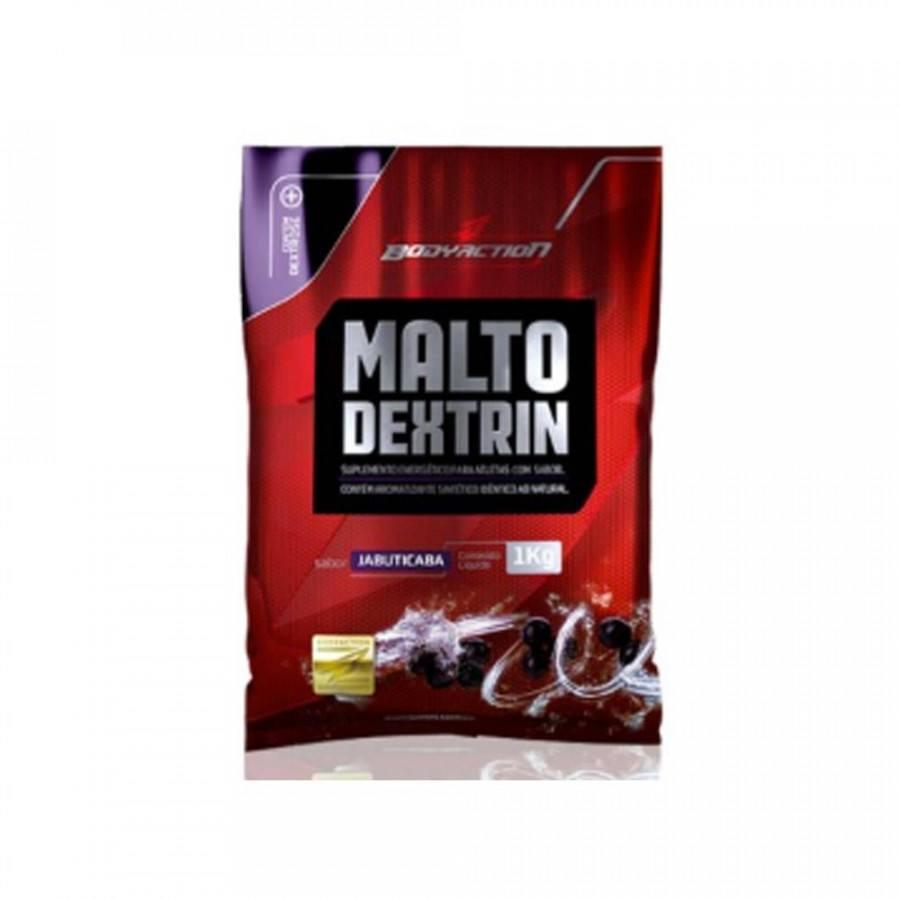 Malto Dextrina 1000G Laranja/Acerola Bodyaction