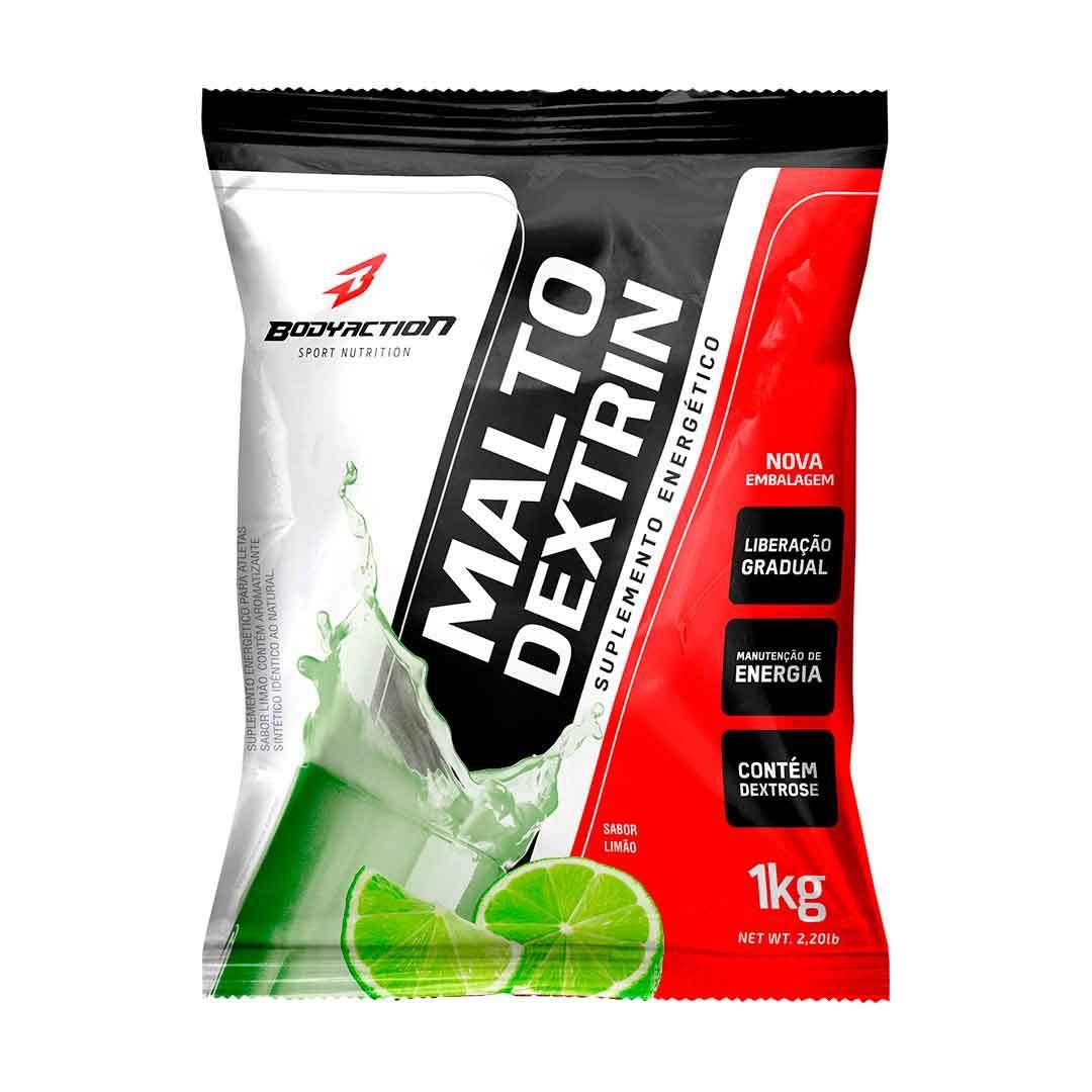 Malto Dextrina 1000G Limao Body Action