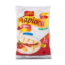 Massa Para Tapioca sem Gluten- Lopes – 1kg