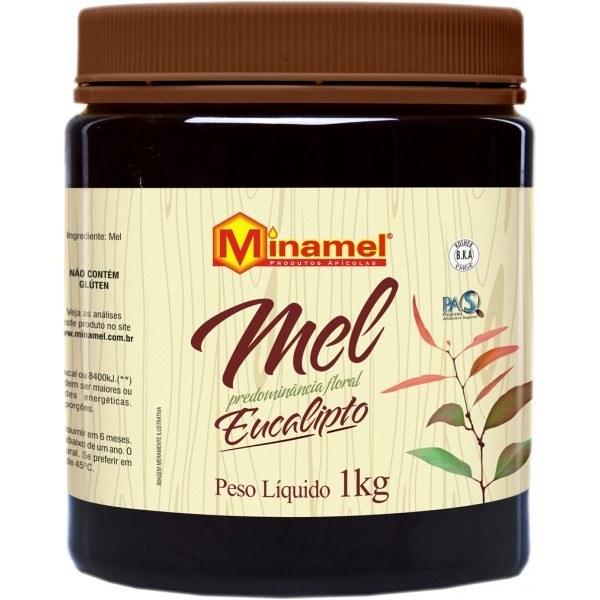 Mel Eucalipto – Minamel – 1kg