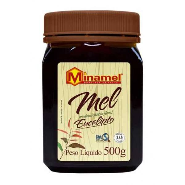 Mel Eucalipto – Minamel – 500g