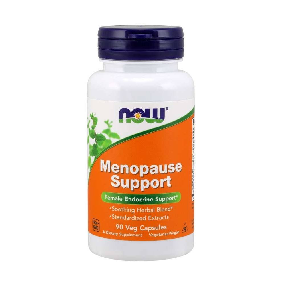 Menopause Support 90 Cáps. Now Foods