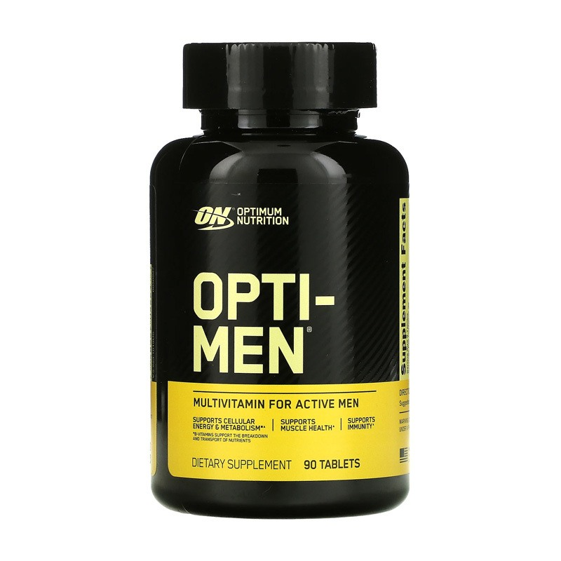 Multivitaminico Optimen 90 Tabs Optimum Nutrition bem estar imunidade