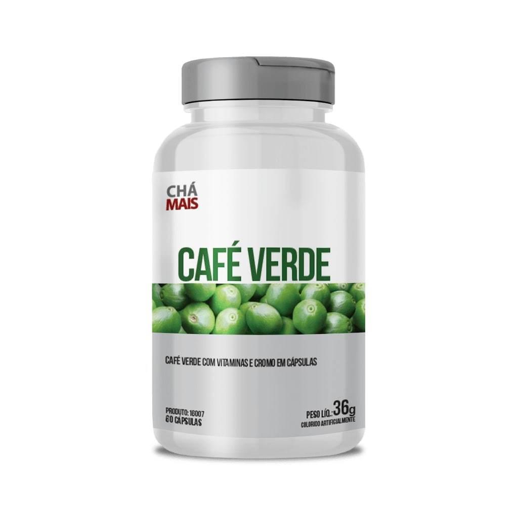 Óleo de Café Verde 60 Cápsulas 36g