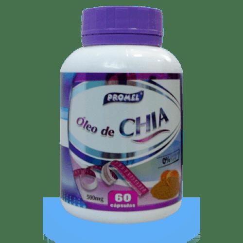 Óleo de Chia – Promel – 60 capsulas – 1000mg