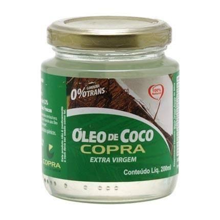 Óleo de Coco – Copra 200ml
