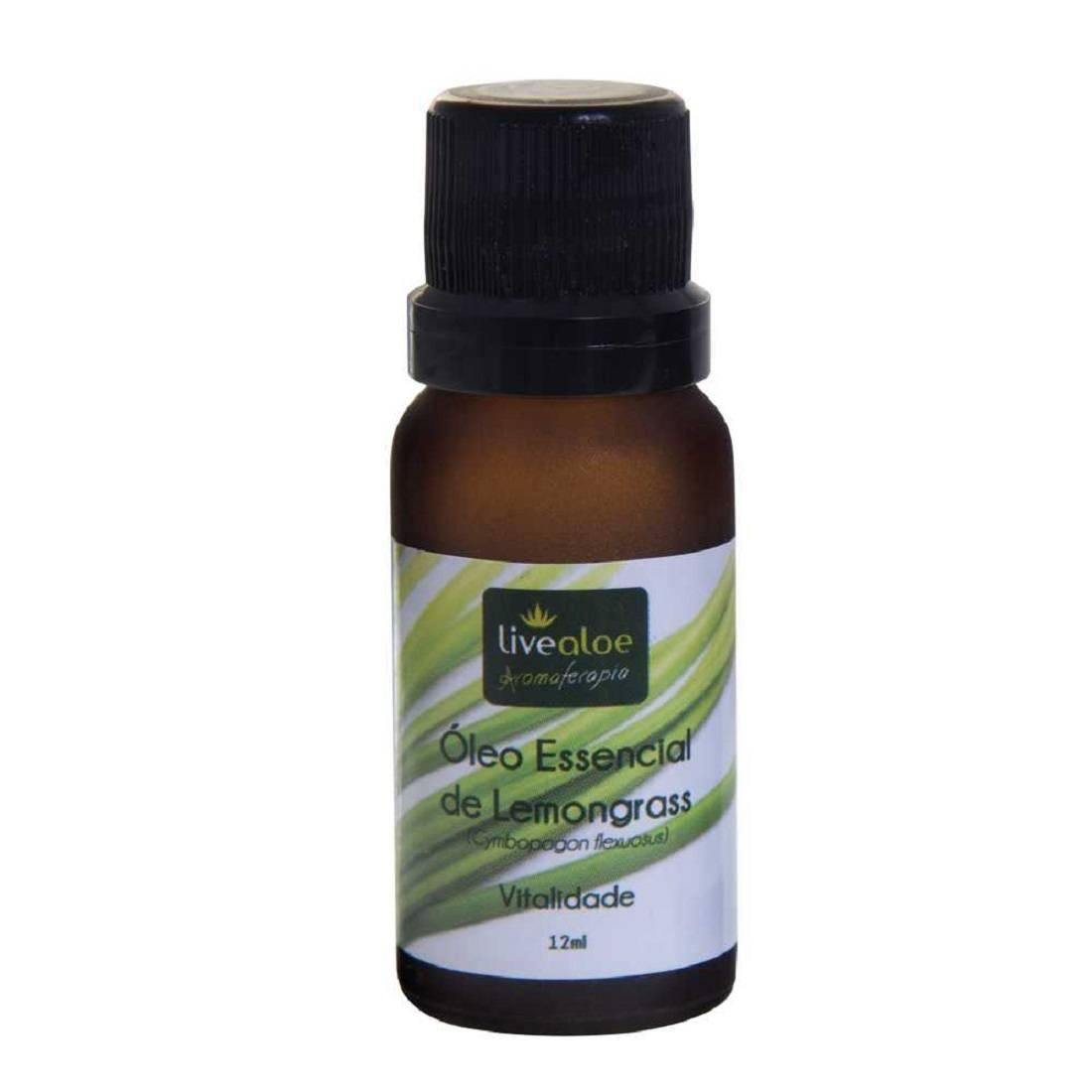 Óleo Essencial- Lemongrass