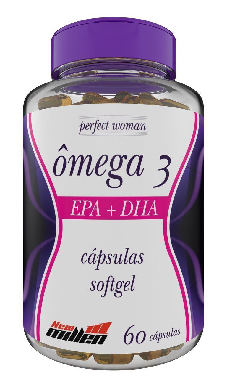 Ômega 3 (60 Caps) - New Millen