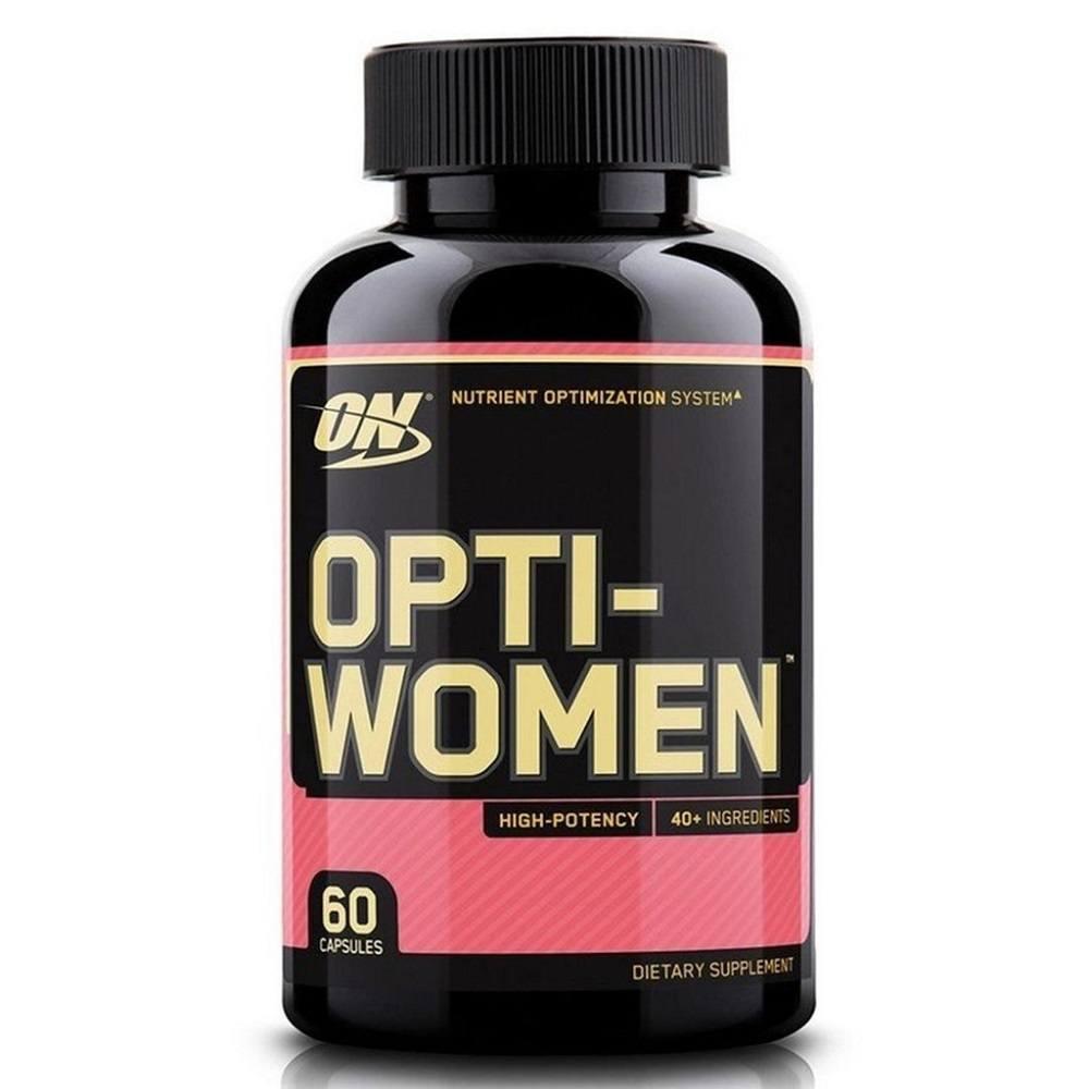 Opti-Women 60 Multivitamínico Caps. Optimun Nutrition