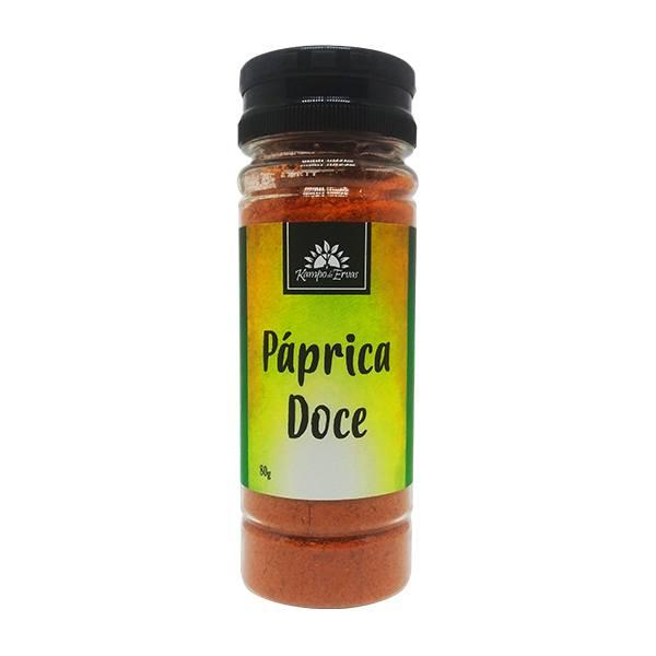 Páprica Doce 100 % Natural 80 g - Kampo de Ervas