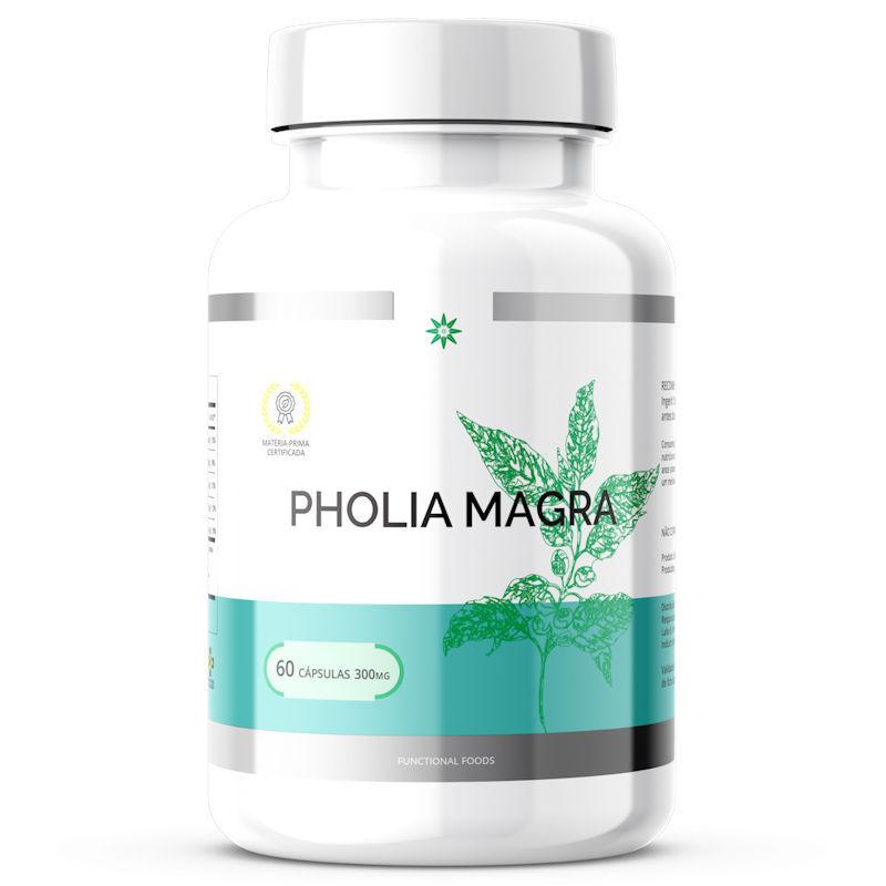 Pholia Magra Cápsulas 300mg 60