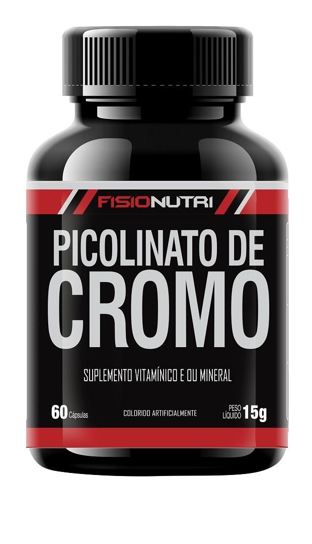 PICOLINATO CROMO -INIBIDOR DE APETITE - SUPLEMENTO