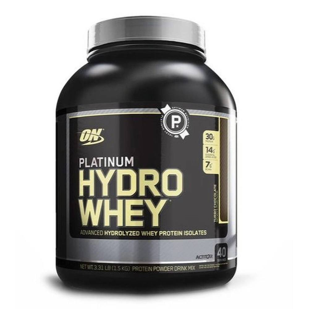 Platinum Hydro Whey 1,5 Kg Chocolate Optimum Nutrition