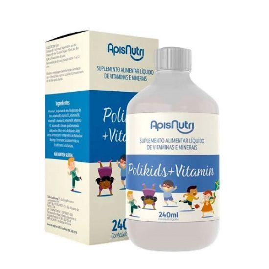 Poli Kids + Vitamin (240ml)