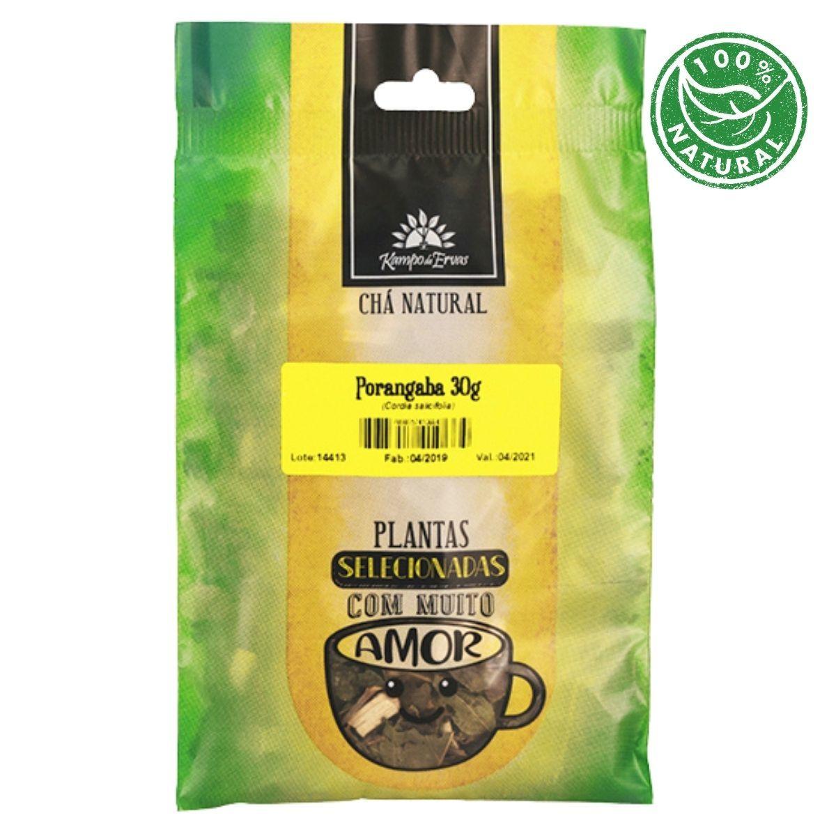 Porangaba Chá de Bugre Folhas Kampo de Ervas 30 gramas