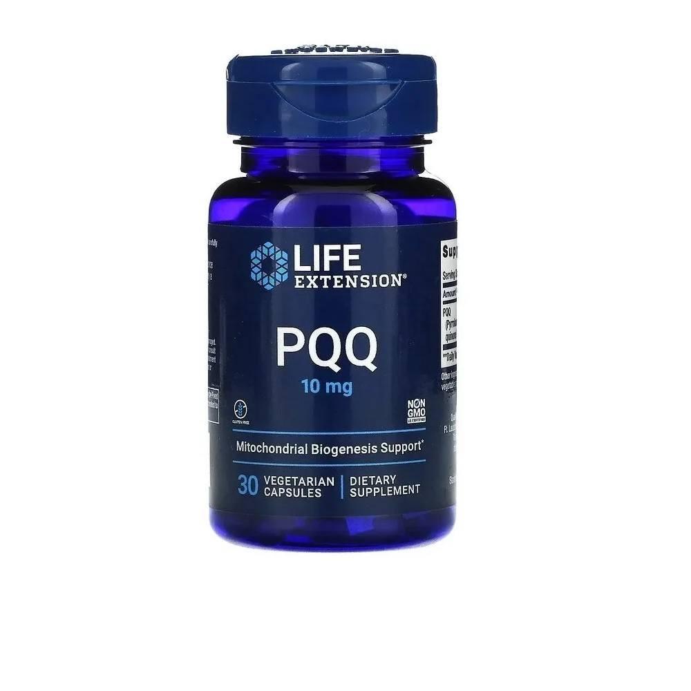 PQQ 10 MG 30 Cáps. Life Extension
