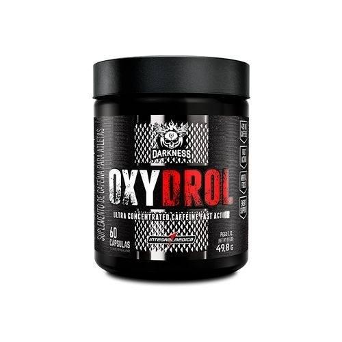 Termogênico Dk Oxydrol 60 Caps Integralmedica